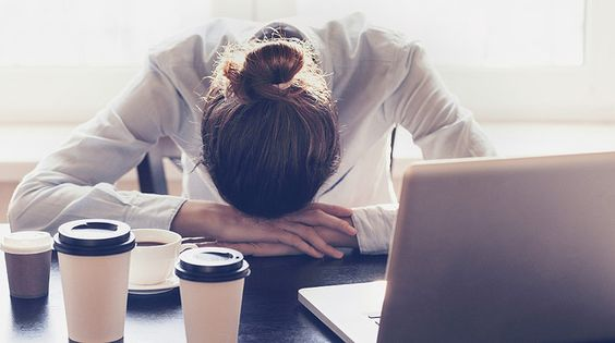 睡眠のバランスが悪い人は疲れやすい