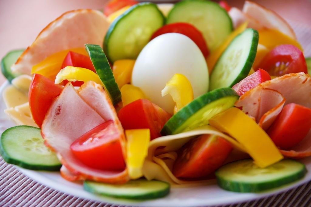 野菜の正しい食べ方