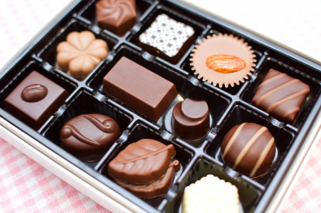 チョコレートの賞味期限は6ヶ月