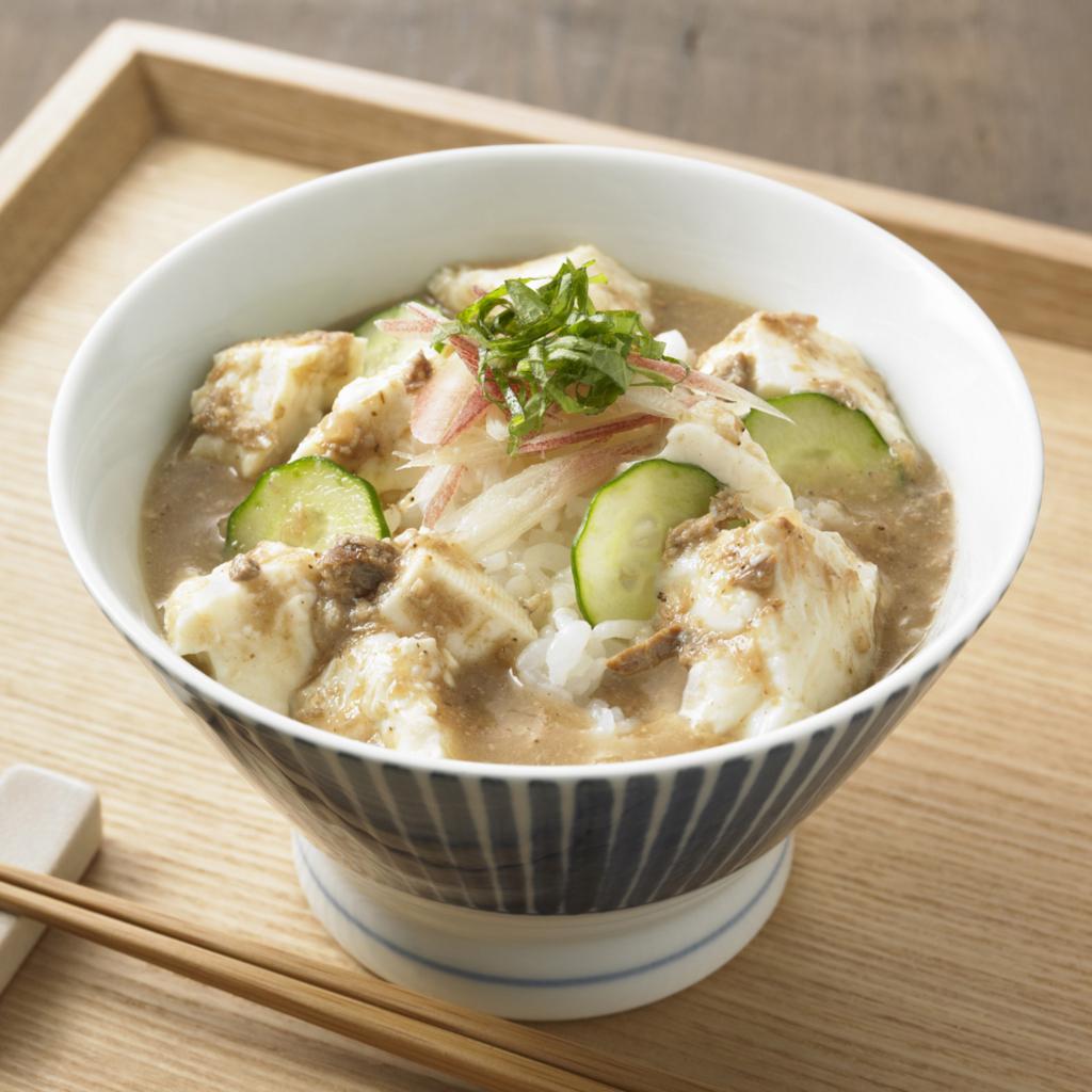 無印良品の宮崎風冷や汁はおすすめのレトルト食品