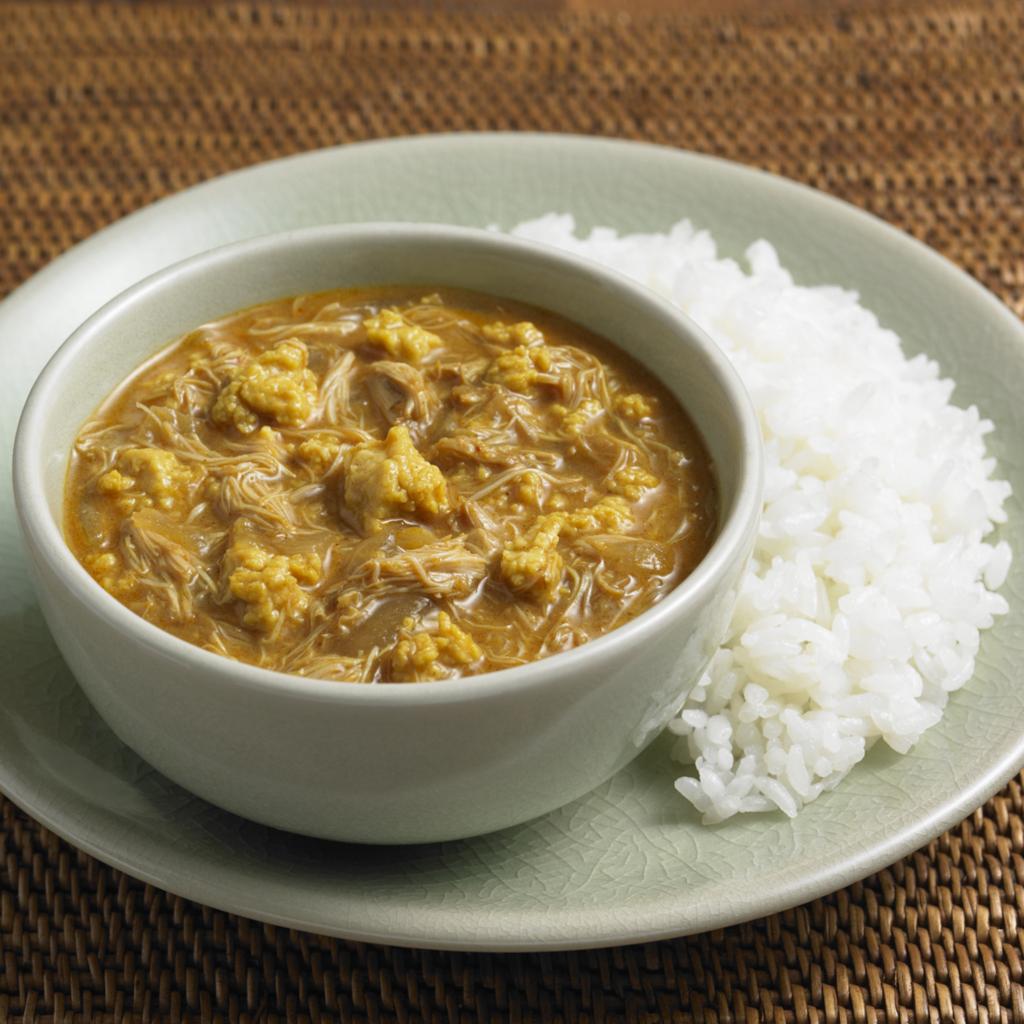 無印良品のプーパッポンカレーはおすすめのレトルト食品