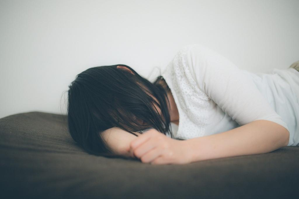 疲れすぎていると十分な睡眠がとれない