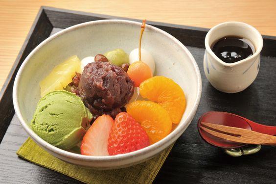 ダイエット中は洋菓子より和菓子を食べる