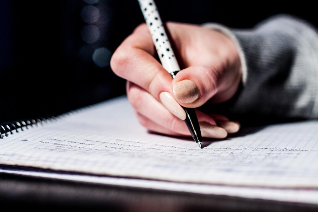 日記を付けると想像力や文章力がアップする