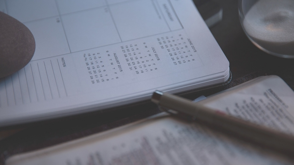 日記を付けるとストレス解消ができる