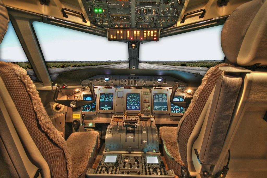 パイロットは気圧が変化しても脳への影響は訓練により問題がない