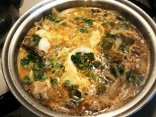 サンマの蒲焼き缶の卵とじ丼の時短アレンジレシピ