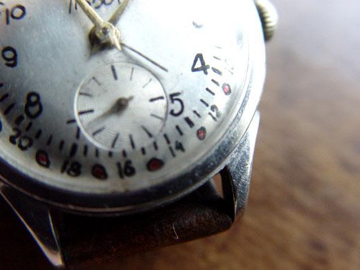 時計の10時10分は大恐慌時代がはじまり