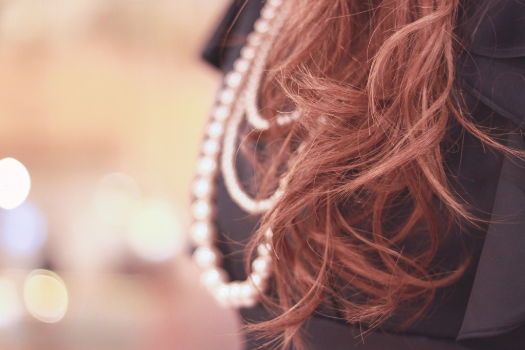ニベアで髪の毛の保湿ができる