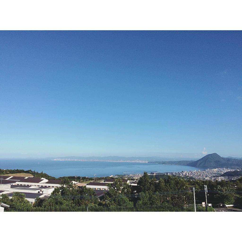 別府湾SAはおすすめの個性的サービスエリア
