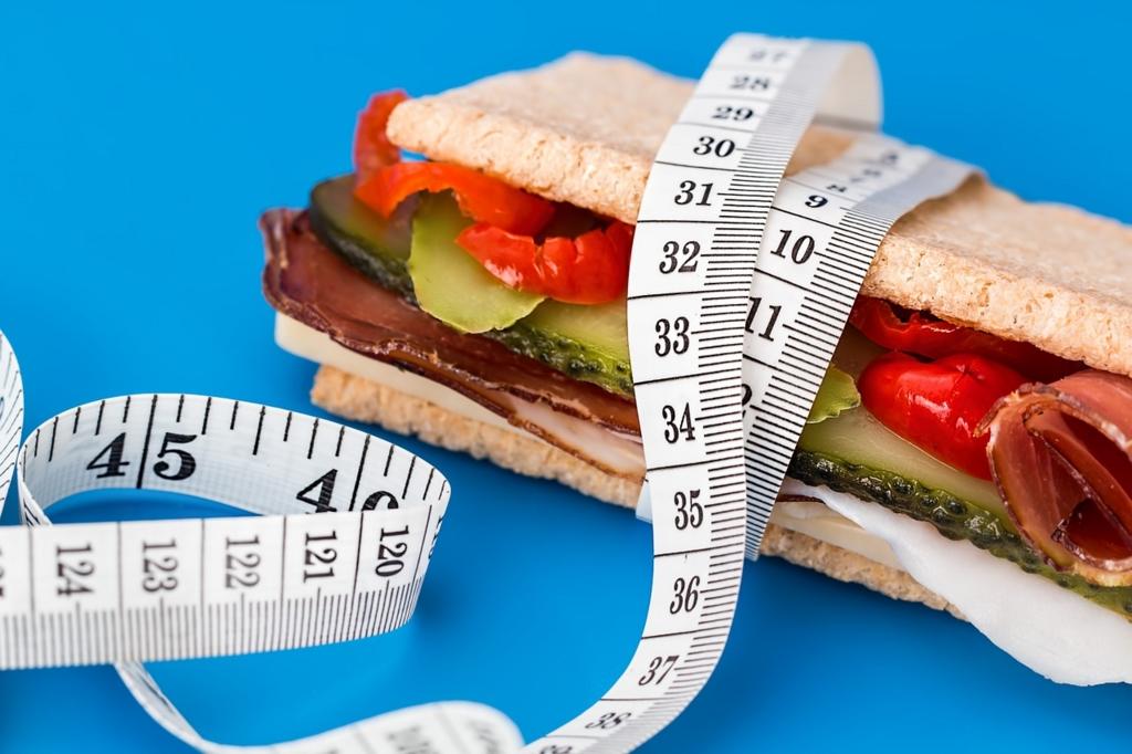 満腹でも痩せられるマイナスカロリーダイエット