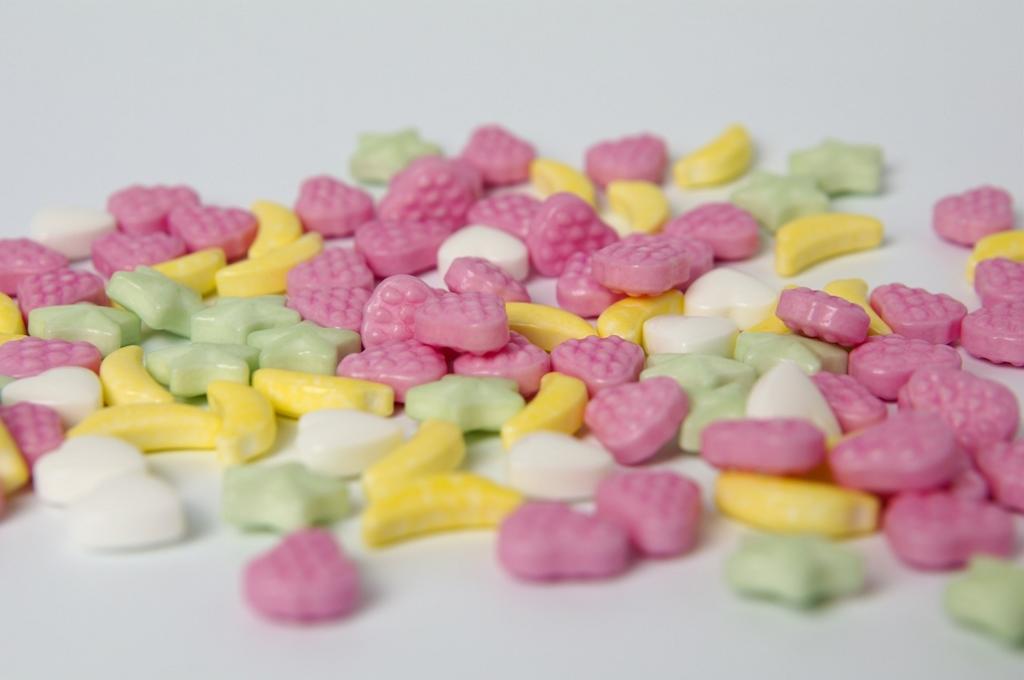 のど飴の種類には医薬品と食品がある
