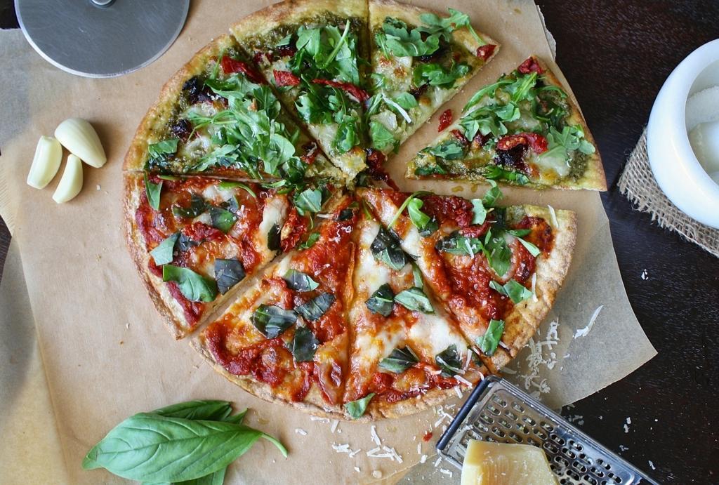 ピザは太りやすい食べ物ではない
