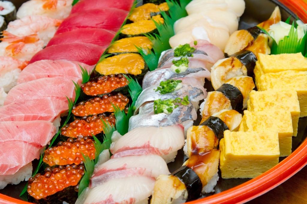太る寿司ネタBEST5