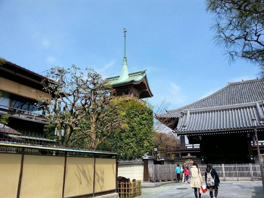 京都には幻の観光スポット銅閣寺もある