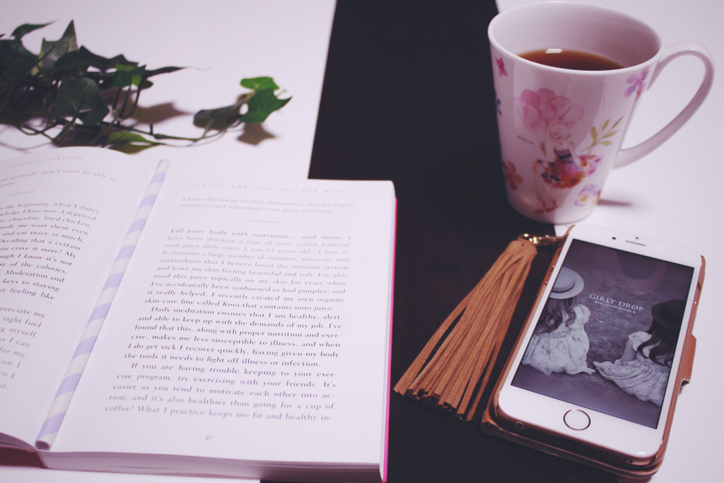 楽しく本を読み続けるためにはスケジュールに読書を入れておく