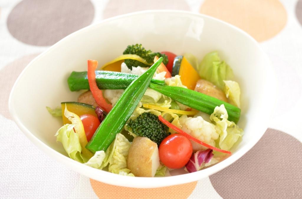 食べる順番によって摂取カロリーが2割変わる