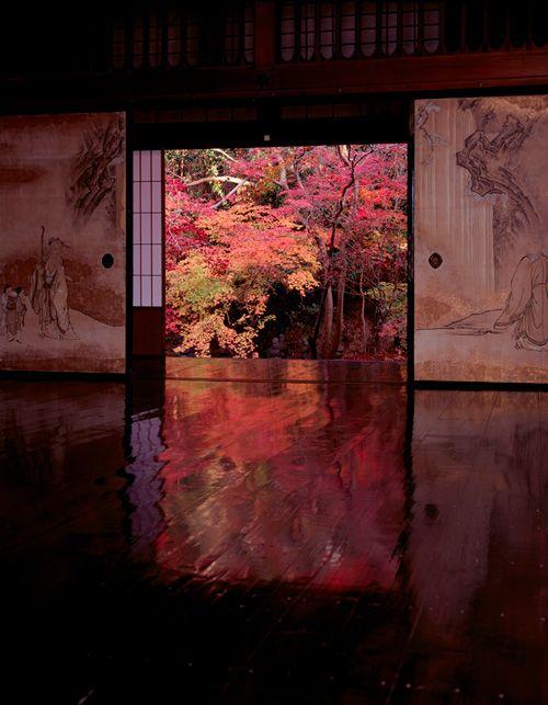 実相院門跡は京都のおすすめ穴場紅葉スポット