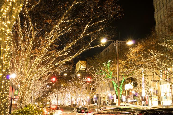 東京都内のおすすめイルミネーションスポット