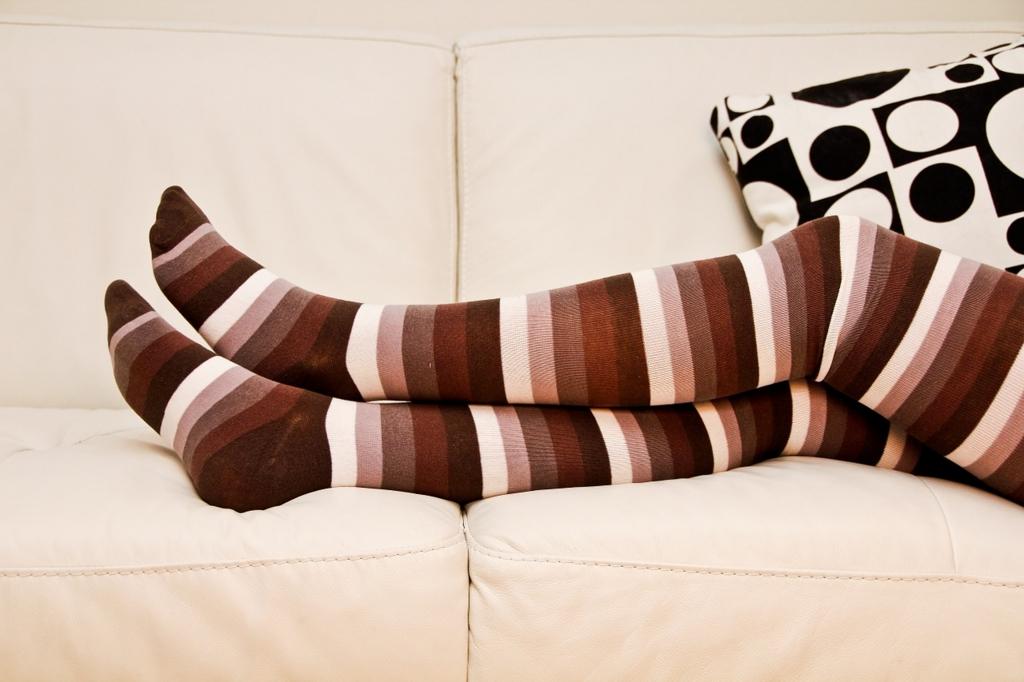 冷え性対策でくつ下を履いて寝ることは逆効果になる