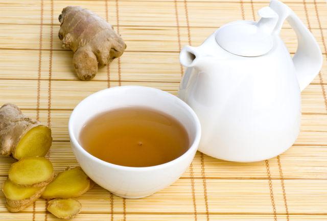 生姜は風邪に効く食品