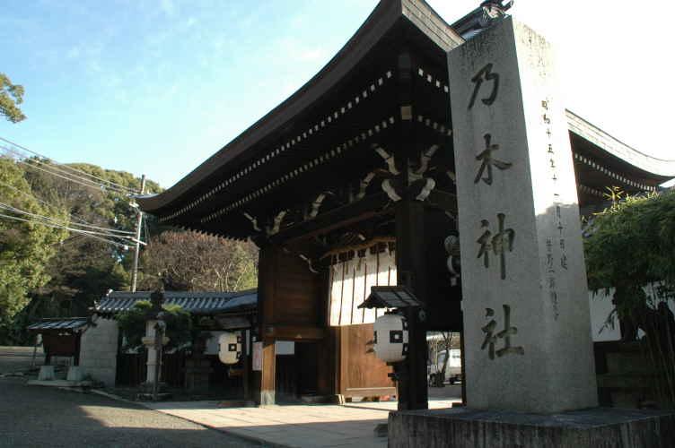 東京の乃木神社はおすすめの穴場初詣スポット