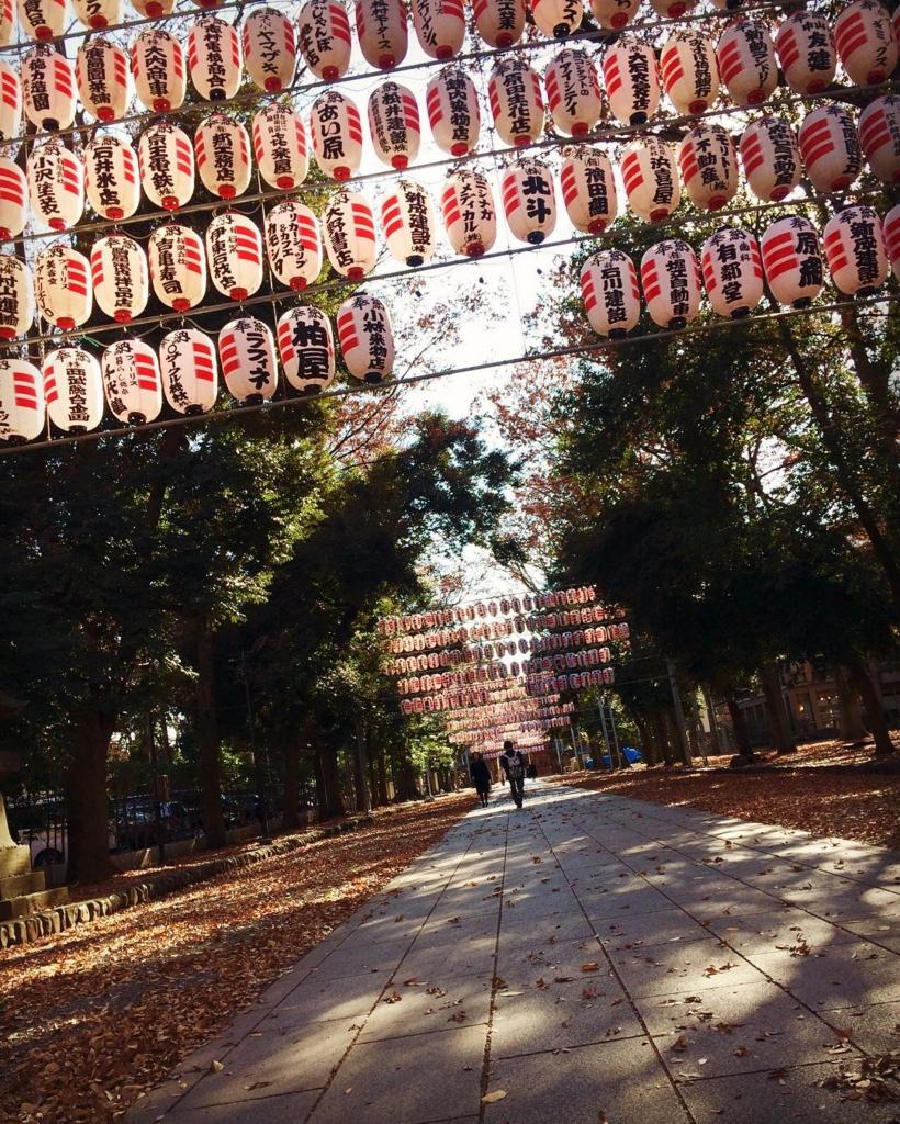 東京の大國魂神社はおすすめの穴場初詣スポット
