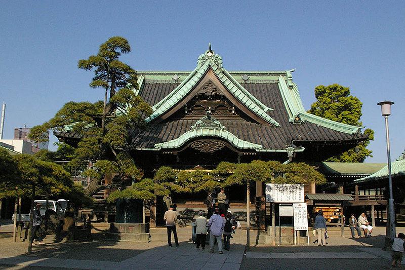 東京の柴又帝釈天はおすすめの穴場初詣スポット