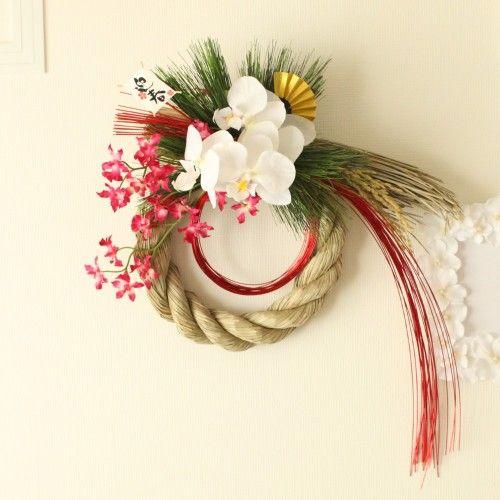 しめ縄は門松と同時期に飾る