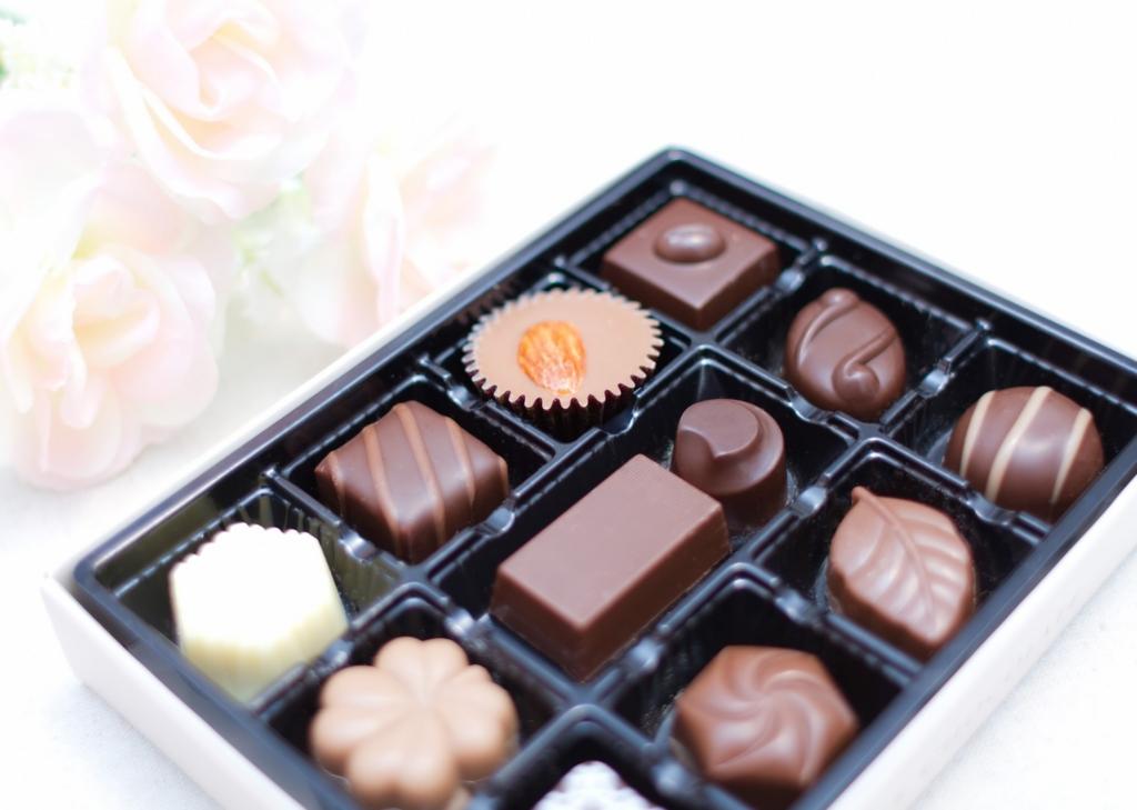 チョコレートは記憶力をアップさせる食べ物