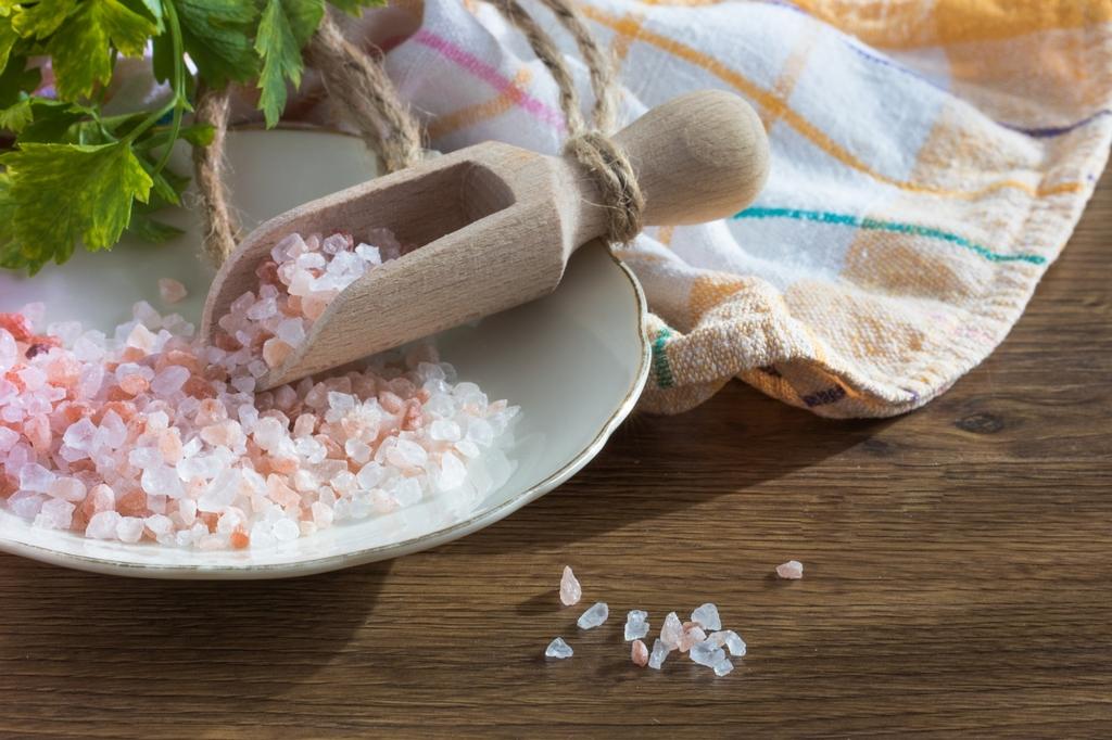 塩をお風呂に入れると入浴剤になる食品