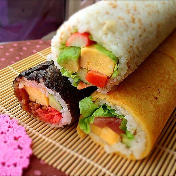 節分に食べる恵方巻きは考えられた健康食品