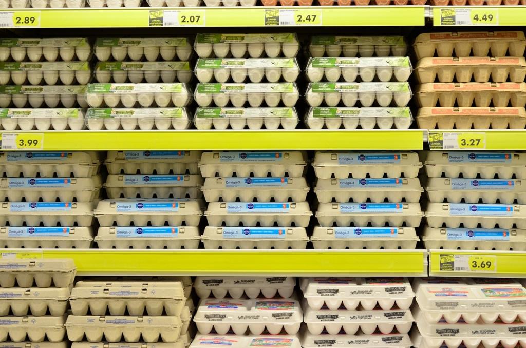 グロッサリーの品揃えが悪いスーパーマーケットには行ってはいけない