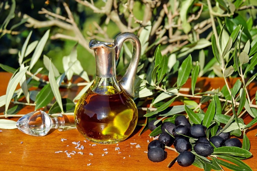 オリーブオイルは乾燥肌によい美容オイル