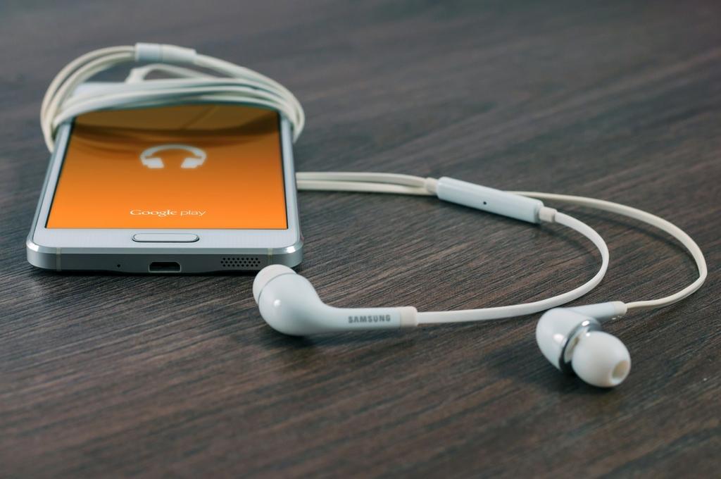 プレゼンに緊張しないために集中して音楽を聴く