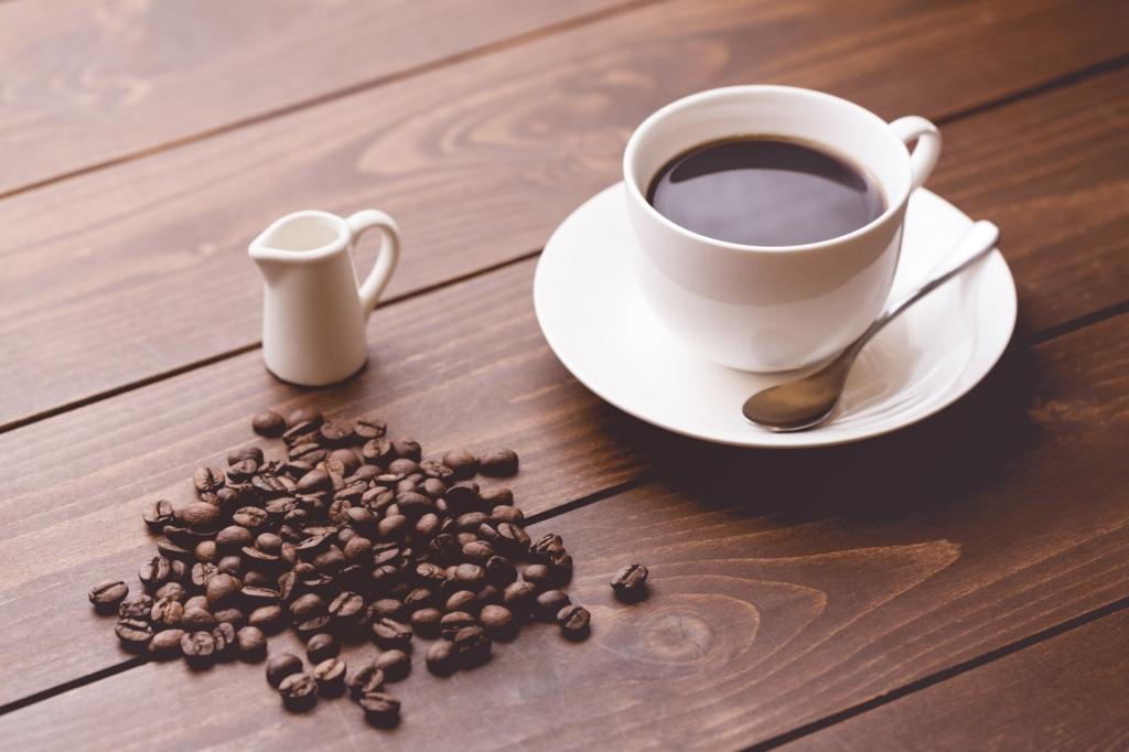 質の良い睡眠のために昼食後はカフェインを摂らない