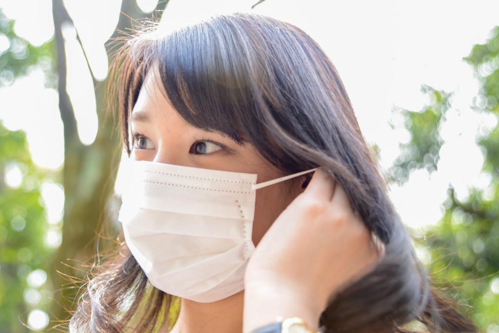 マスクをしていてもモテ顔を作れるメイクテクニック