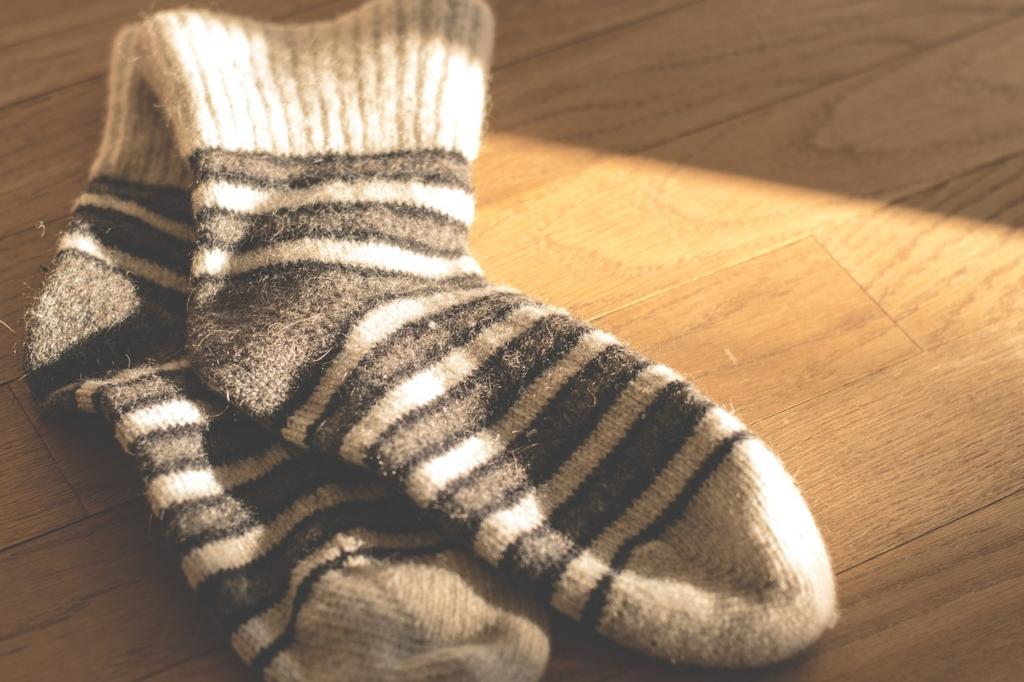 靴下を履いたまま寝てはいけない本当のワケ