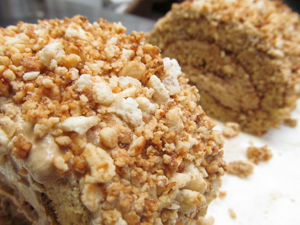 ケーキダイエットのために食物繊維が多いケーキを食べる