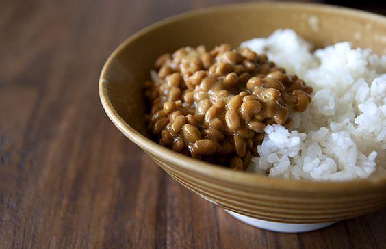 納豆は一日一パック食べると効果的