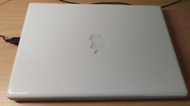 2007年製MacBook
