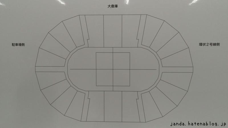 横浜アリーナホワイトボード