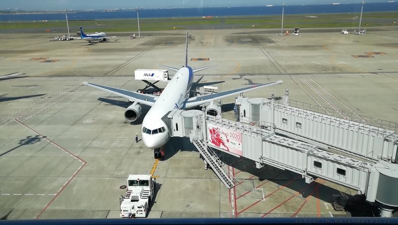 羽田空港第2ターミナル展望フロアFLIGHT DECK TOKYO