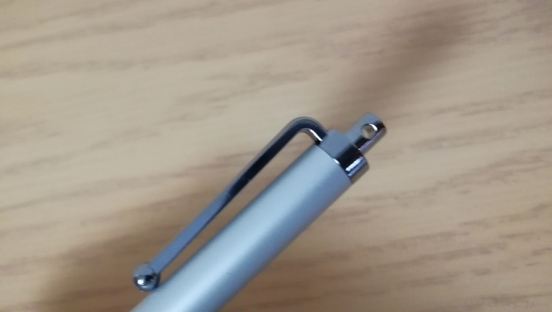 キャンドゥ電導繊維タッチペンストラップホール