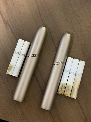 iQOS3 Duo 焼け焦げ 個体差