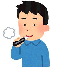 イラスト 加熱式タバコ