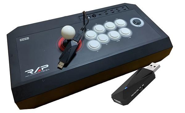 Virtua Fighter eSports バーチャファイター RAP V3-SA PS3用アケコン