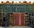 [book][interior][design]サラマンカ大学図書館所(スペイン)