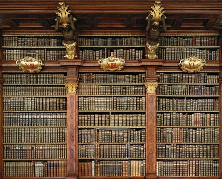 メルク修道院図書館(オーストリア) メルク修道院図書館(オーストリア) 個別「[book][in