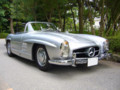 [car]1960年式Mercedes Benz 300SLロードスター